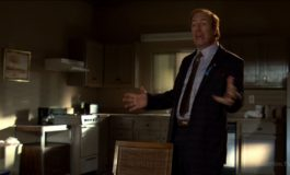 Безымянный конь – фото момента из 2 серии 3 сезона сериала Во все тяжкие